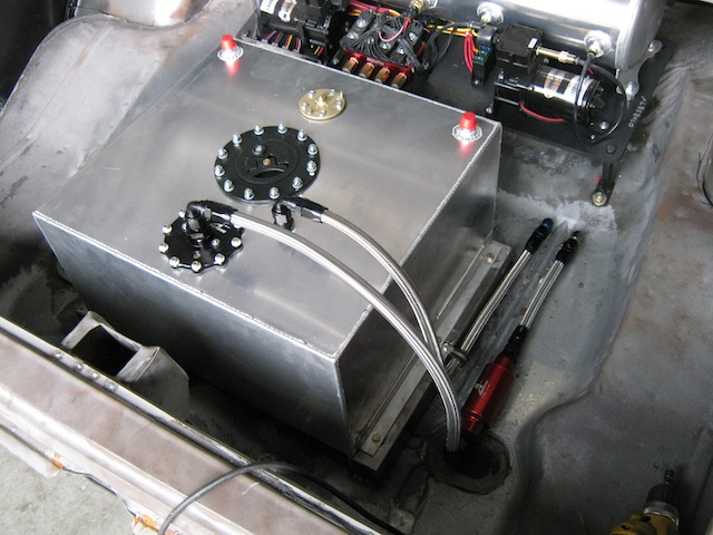 Fueling Swinger's Fire With Aeromotive's Stealth Fuel System