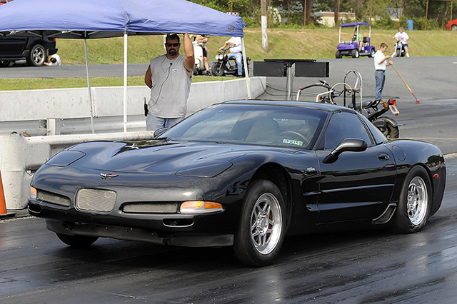 Video: ProCharged C5 Playing at the Drag Strip