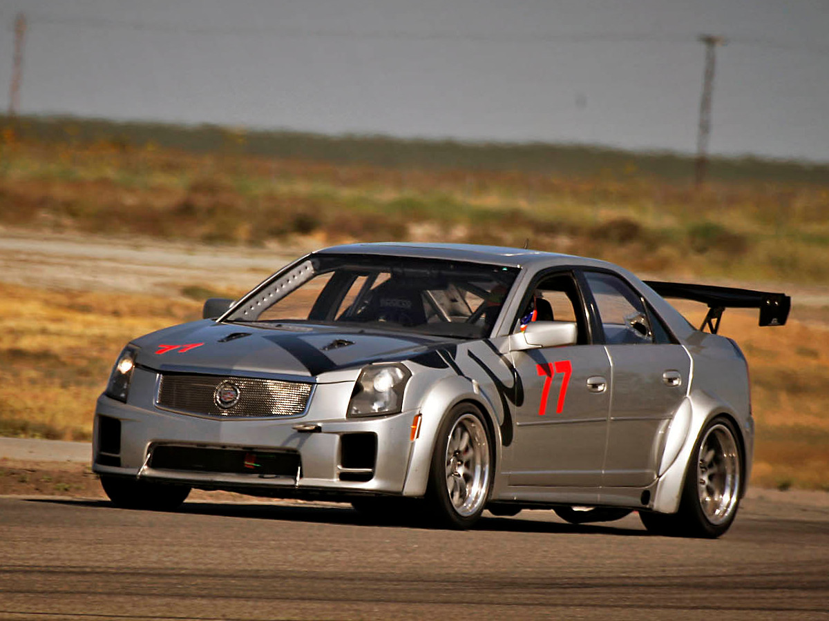 Cadillac Challenge Series Rounds 6 and 7: Buttonwillow and Fontana