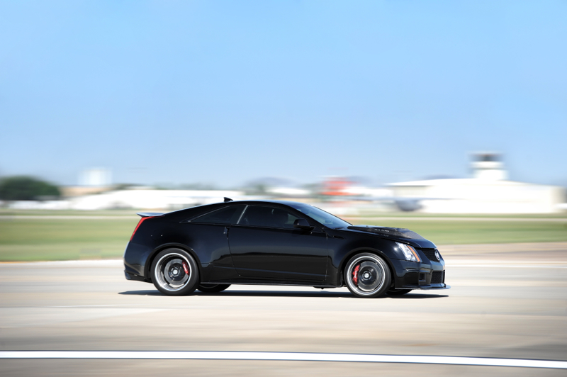Video: Hennessey VR1200 Twin-Turbo Coupe High Speed Run