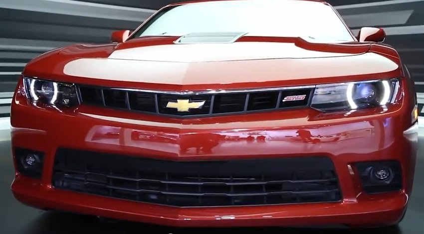 Video: 2014 Chevy Camaro SS New Features Tour