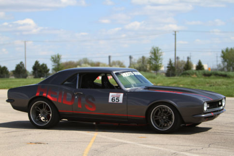 Heidts 1968 Camaro Proves Its Components Both On & Off The Track
