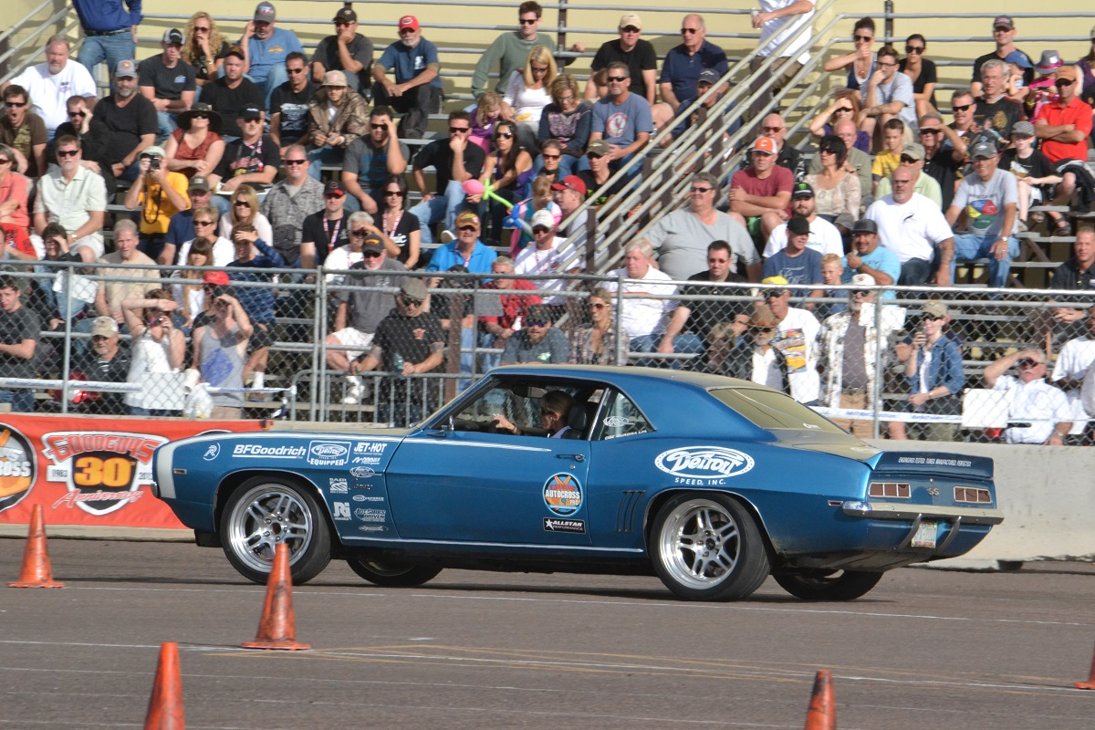 Video: Goodguys AutoCross - Get Involved & Get Hooked In Racing