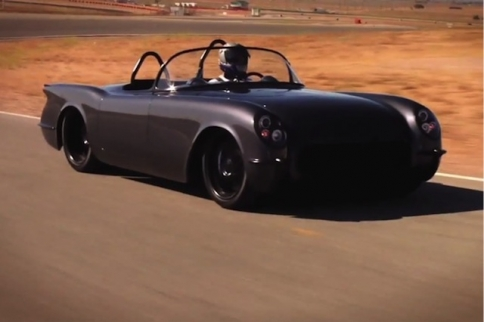 Video: Death Star ZR1 Swapped C1 is as Insane as You'd Dream