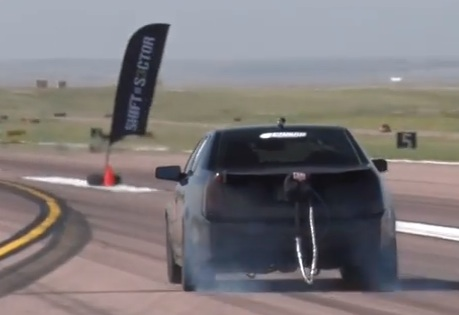Video: 1,170 Horsepower, 180 MPH, 101mm Turbo CTS-V