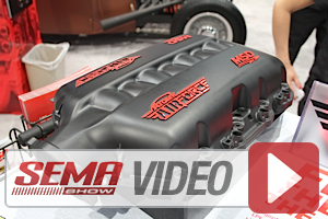 SEMA 2014: MSD Introduces LS and LT Intake Manifolds and More