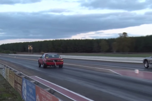 Video: A High 8-second LS Turbo Fox That Keeps On Pushin'