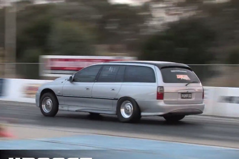 Video: A 1,000 Horsepower Family Wagon You Don't Want To Mess With