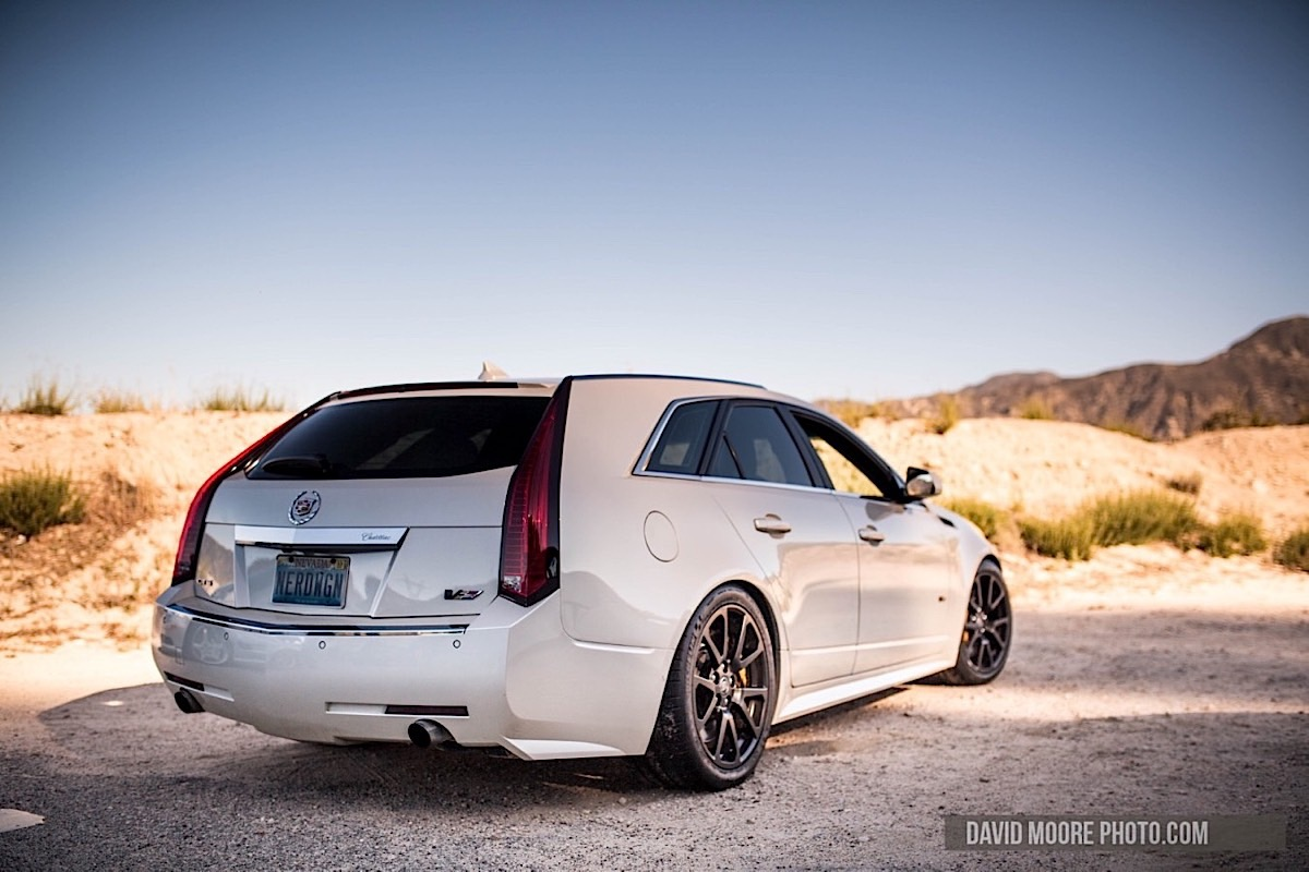 appearance together lots update finally coming forums cts mods cadillac wagon pics of