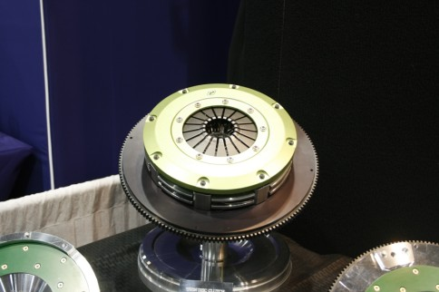 Fidanza Debuts New VT Twin-Disc Clutch for LS Engines