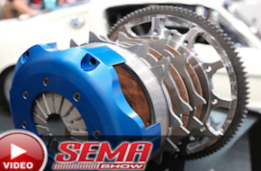 SEMA 2015: Keeping Shifts Tight With Spec Clutches And Flywheels