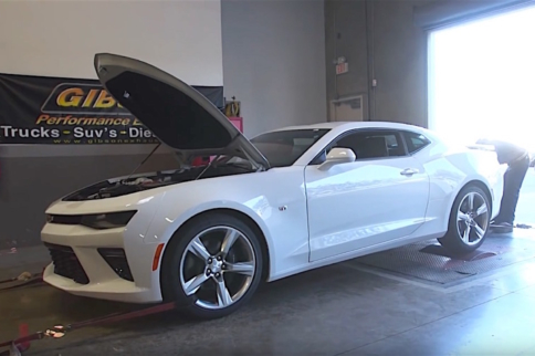 Video: Gibson Performance Shows R&D For '16 Camaro Exhaust