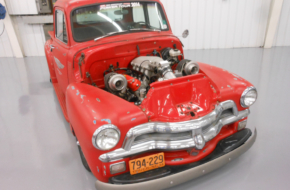Hauling More Than Just Parts with A Twin-Turbo'd Shop Truck
