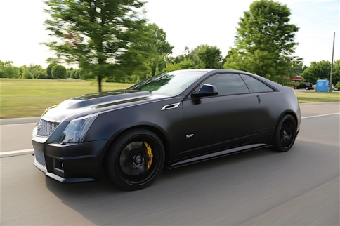 Rob Dahm Shows Us What The Second-Gen CTS-V Is Made Of