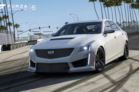 2016 CTS-V and 6 Other Vehicles Released in Forza 6 Summer Car Pack
