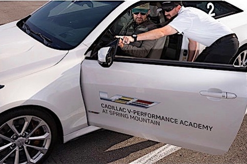 2017 Cadillac V-Series Owners Get Free Performance Driving School