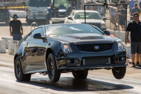 Killer Cadillac: Tim King's Street Driven Nine Second CTS-V