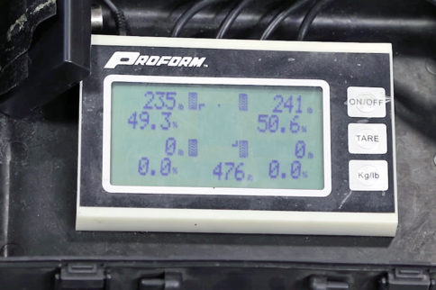 Ford vs Chevy Comparison - Size, Weight, and HP Per Pound