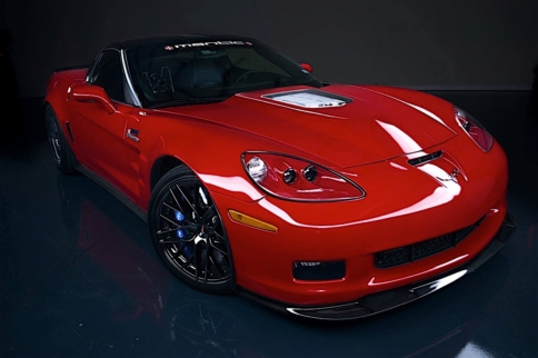 James' C6 ZR1 Loaded Up With Go Fast Goodies