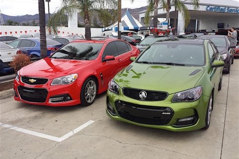 SoCal Chevrolet SS Club Reminds Us Why We'll Miss The SS