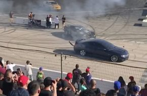 Car Show Goes Wrong: It Actually Wasn't A Mustang This Time...