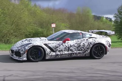Proof: ZR1 Nameplate To Be Used Again On Flagship C7