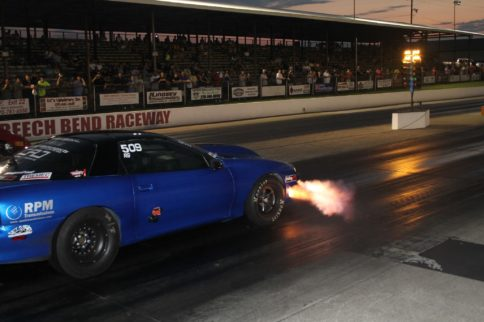 Video: Ray Bulach's Fourth-Gen Camaro Smashes GM Six-Speed Record