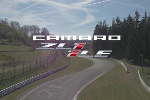 Camaro ZL1 1LE Releases Insane Nurburgring Time Of 7:16.04