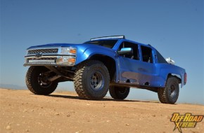 Pretty In Blue: A One-Of-A-Kind Desert Toy