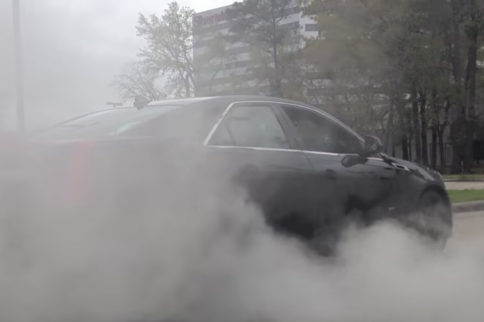 Video: Rental CTS-V Receives a Shot of Nitrous for Street Races