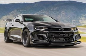 Video: Putting The 2018 Camaro ZL1 1LE Through Its Paces