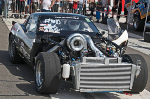 Video: Watch This Crazy AWD C3 Run the 1/4 Mile in 7.545 Seconds