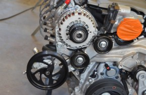 Electric To Hydraulic: Adding Power Steering To Chevy's LT376/535