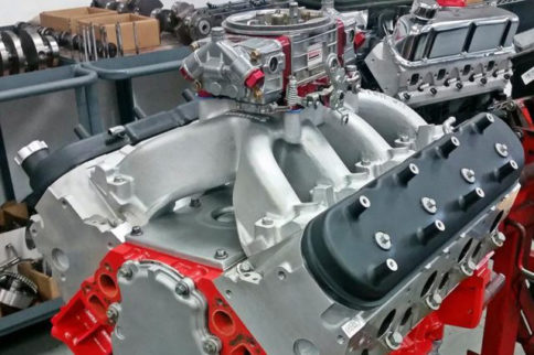 "Video: ATK-built LM7 ""Truck Engine"" Pumps Out More Than 500 HP"