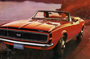 50 Years Of Muscle Madness: The Chevrolet Camaro, Then and Now