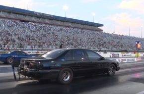 Heavy Chevy: Check Out This 9-Second 1,000+ HP '95 Impala