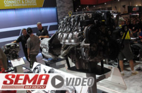 SEMA 2017: Chevrolet Performance Connect And Cruise