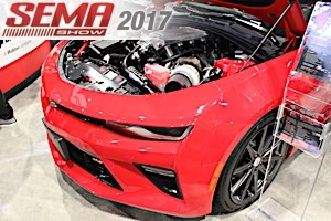 SEMA 2017: Hellion Reveals First Ever Sixth-Gen Turbo Kit
