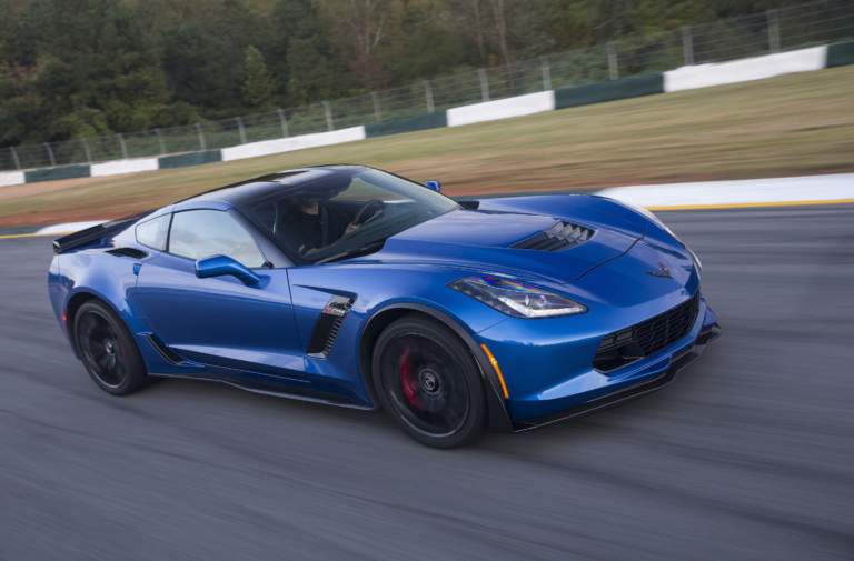 C7 Z06 With Magnetic Ride Calibration Bests Viper ACR At VIR