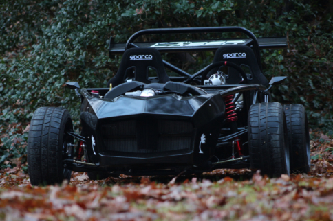 Supercar Performance On A Budget: Exomotive's LS3-Powered Exocet
