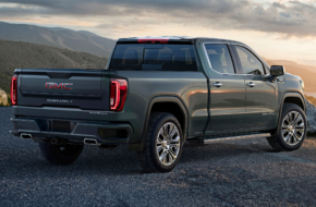 Check out the Groundbreaking Bed of the 2019 GMC Sierra