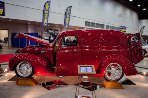 Gazing At Perfection: The Great 8 Of The 2018 Detroit Autorama