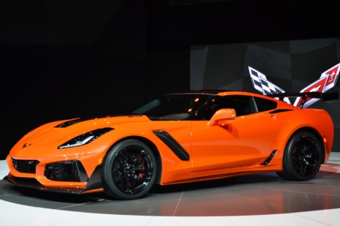 2019 Corvette ZR1 Hits The Dyno For The Very First Time