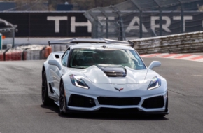 Chevrolet Likely Disappointed With C7 ZR1's Nürburgring Times