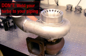 Video: What To Do—And What Not To Do—With Your Turbo