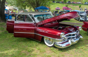 All Out Custom: This 6.0 LS Powered 1950 Cadillac Built To Impress