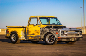 LS of the Month: Raul Gonzalez's Turbocharged 1970 Chevrolet C10