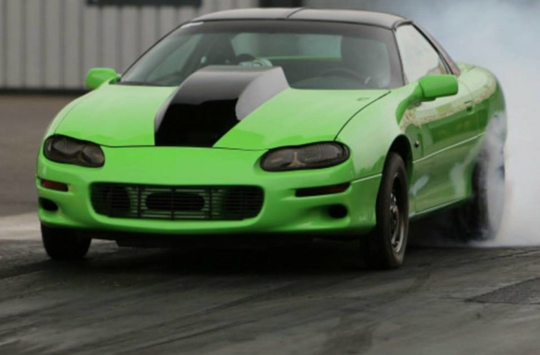 Twin Turbo, LSA-Swapped Fourth-Gen Camaro Is Just Getting Started