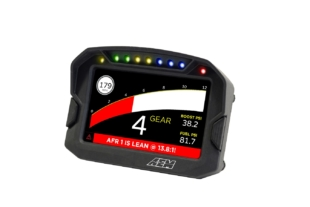 AEM Releases CD-5 Carbon Fiber Digital Dash
