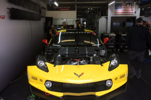 Leading Up To Le Mans: Corvette Racing's Preparation And Practice Before The Race